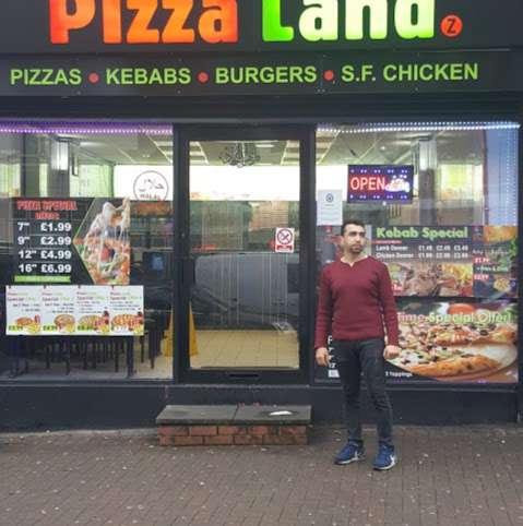 Pizza Land 248 Slade Road Birmingham England B23 7rh